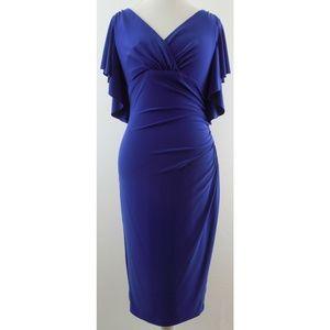 Lauren Ralph Lauren Royal Blue Dress